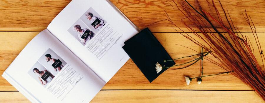 Creative photo book